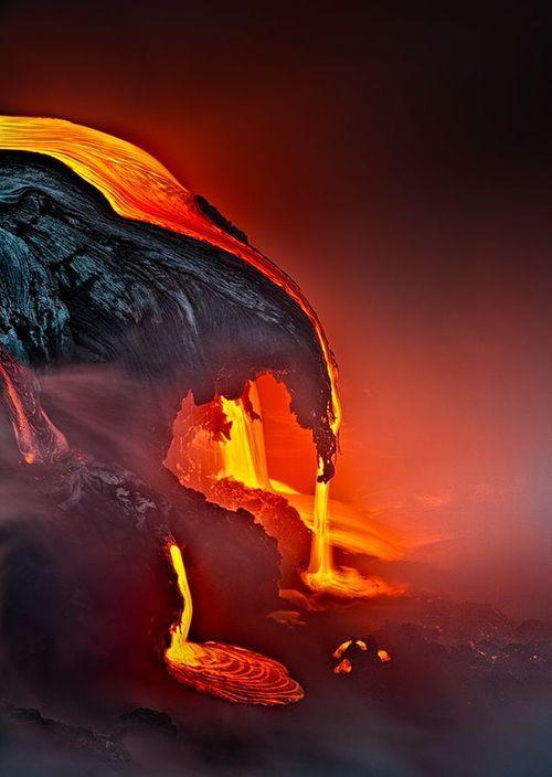 Lava Drop by samuel FERON