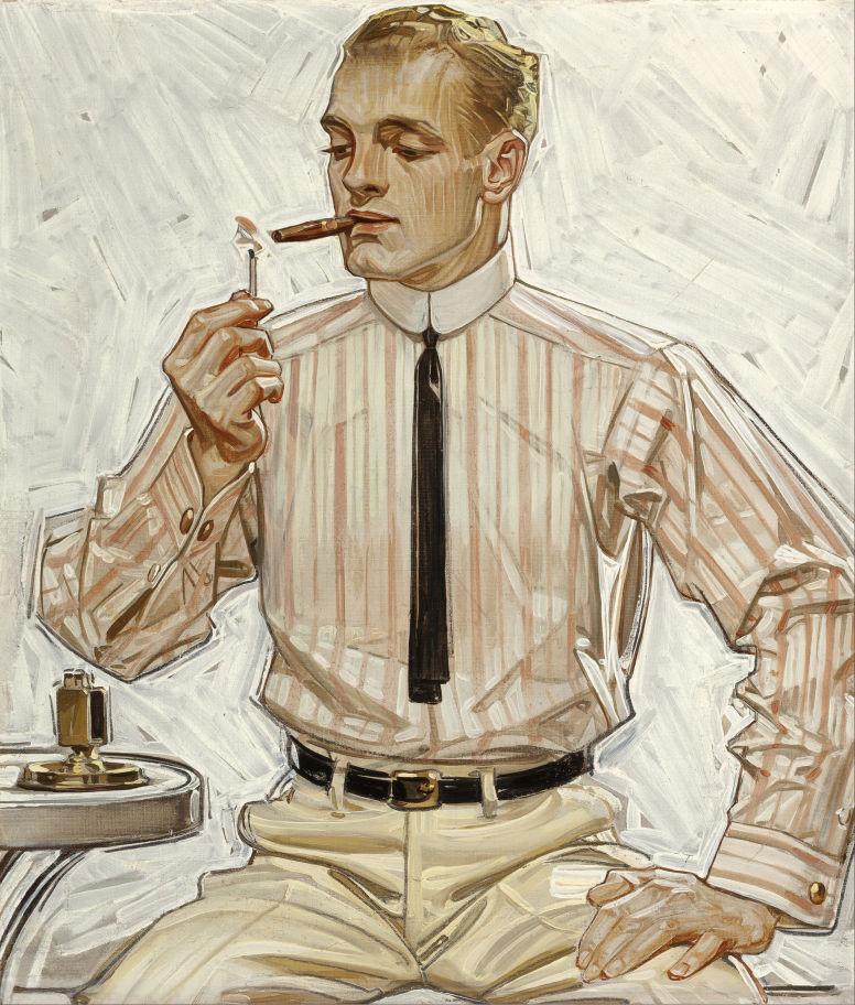 Leyendecker illustration