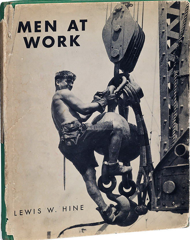 Men at Work by LewisHine