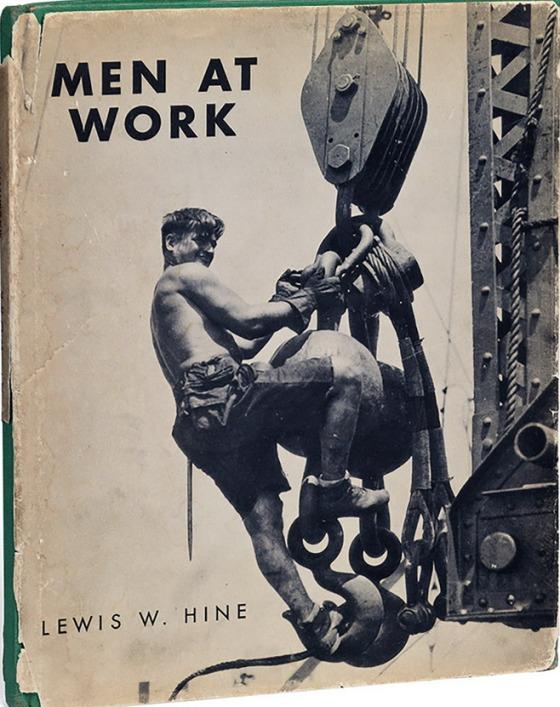 MEN AT WORK LEWIS HINE