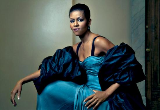 Michele Obama, lookingfierce