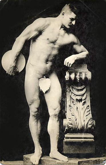 muscle model 1800s 1