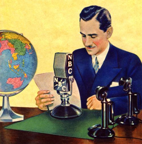 NBC Radio, circa1930