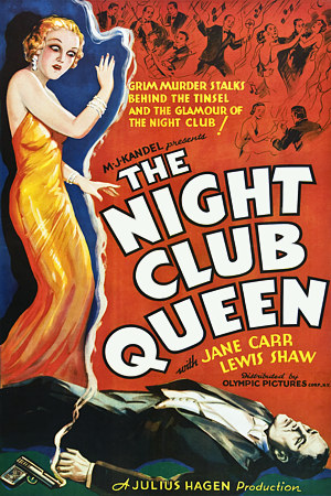 The Night Club Queen,1920s