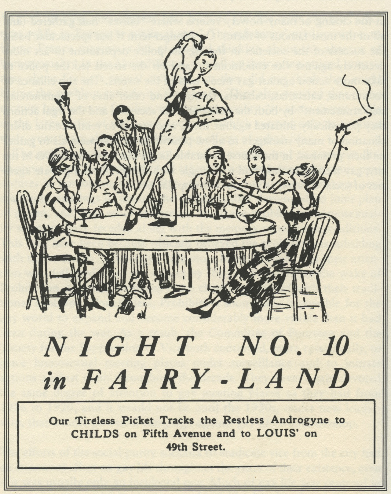 Night No. 10 inFairy-Land