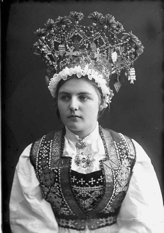 norwegian bridal crowns 1280