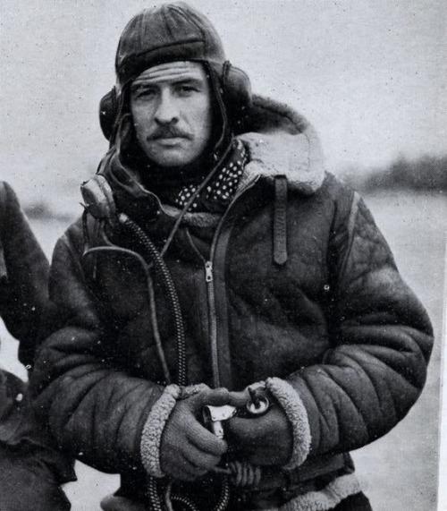 RAF pilot, 1940s