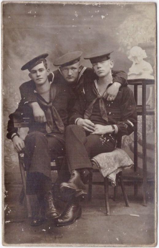 Sailors Together, WWIEra