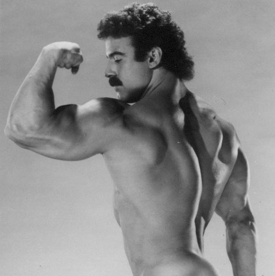 Stache and Muscle
