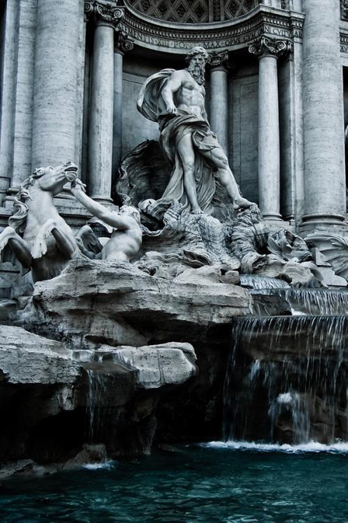 statue fountain rome 1281
