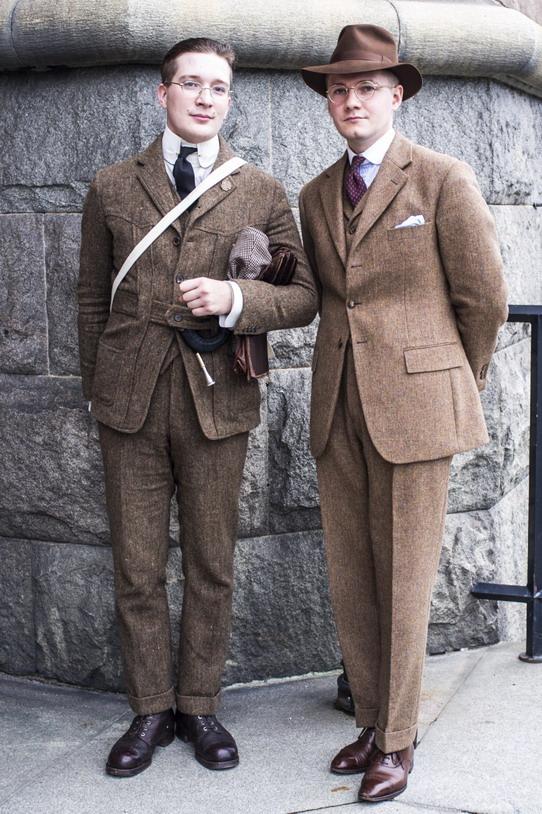 Swedish Tweeds