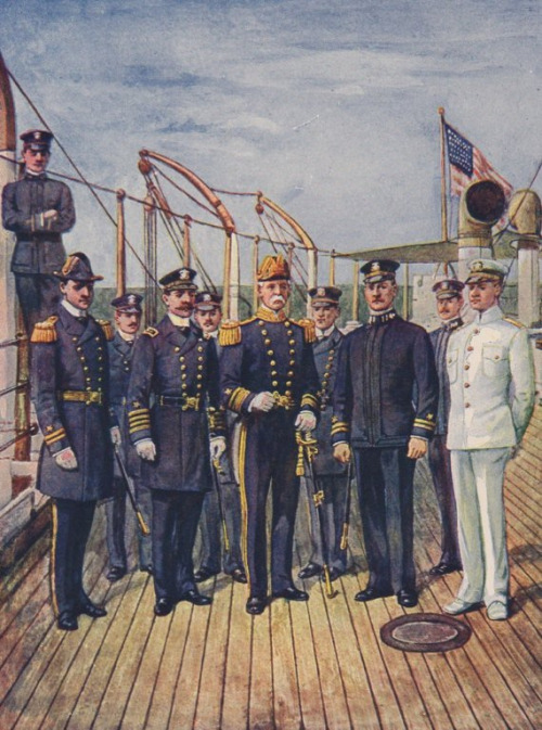 US NAVY 1906