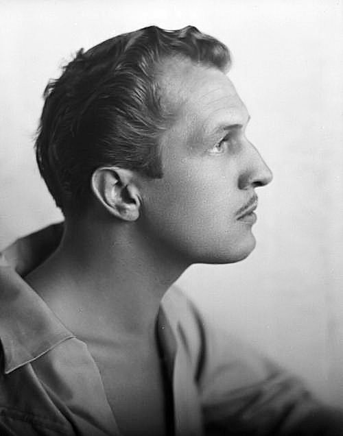 Young Vincent Price (1941)