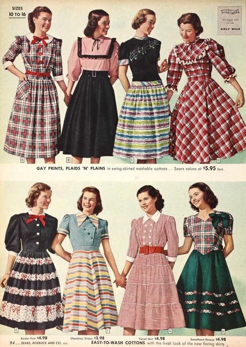 vintage fashions 1297