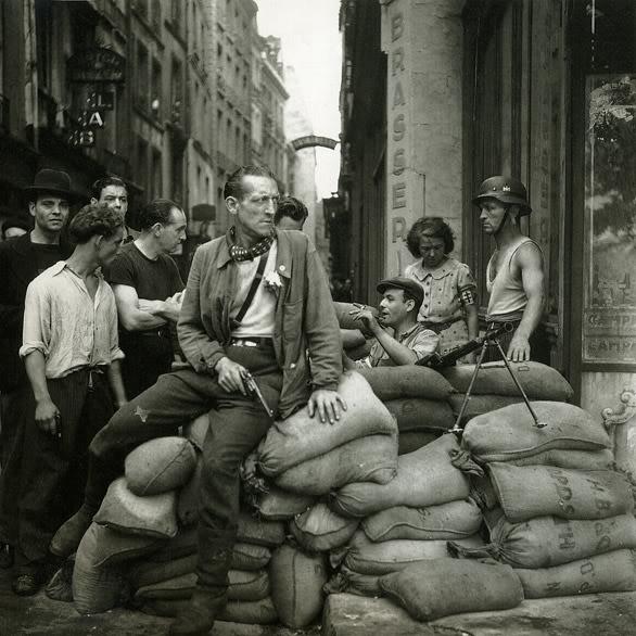 La Resistance Francaise, Deuxieme GuerreMondiale