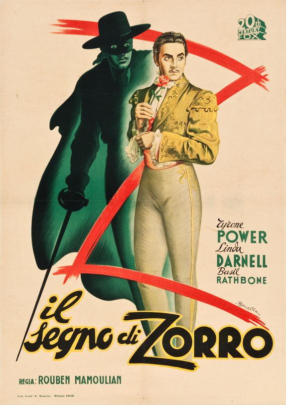 Il Segno di Zorro (The Mark ofZorro)