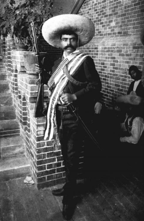 100 Emiliano Zapata, Cuernavaca, Mexico 1911