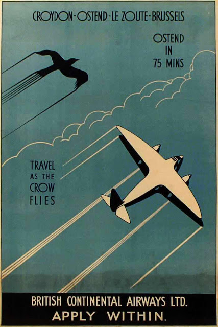 British Continental Airways, 1930s?