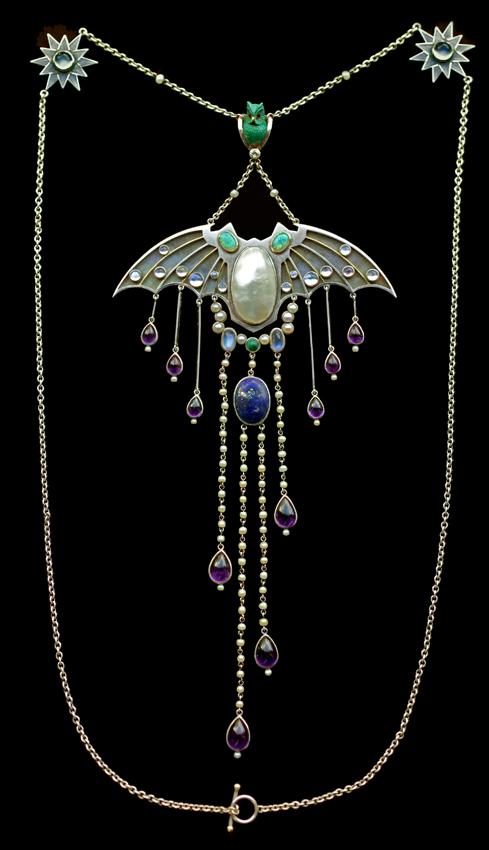 art nouveau jewelry 144
