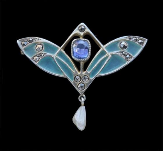 art nouveau jewelry 282