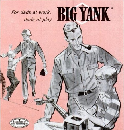 For dads at work, for dads at play… Big Yank
