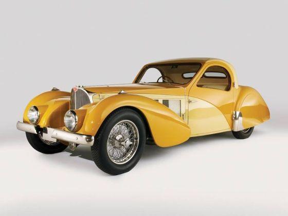 Bugatti Type 57SC Atalante 2