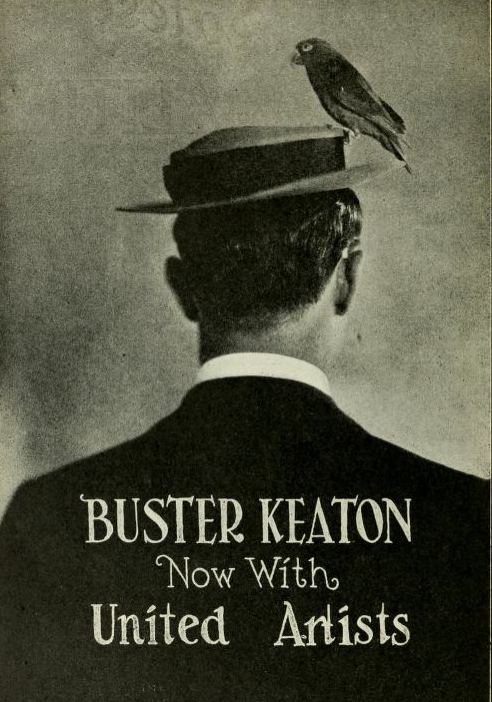 buster keaton 1927