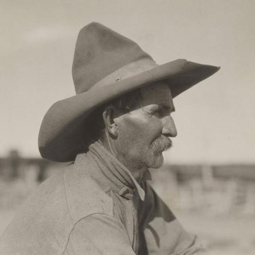 Cowboy Stache