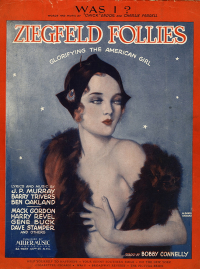 Ziegfeld Follies: Glorifying the American Girl