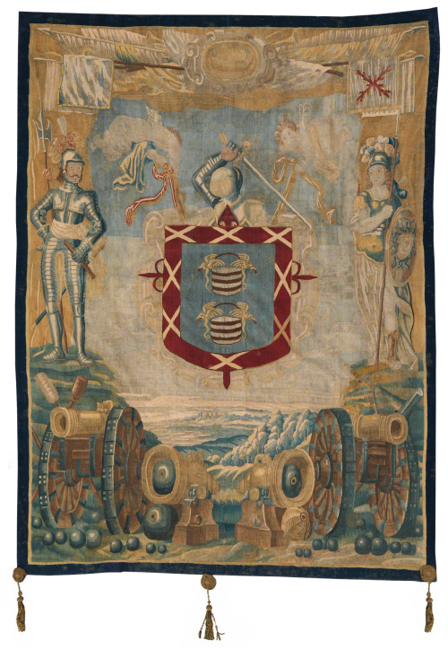 Ancient Flemish Tapestry (Belguim)