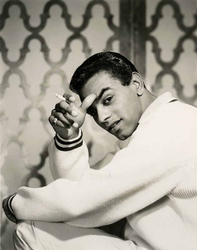 Johnny Mathis photographed by Wallace Seawell, 1959