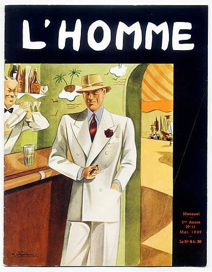 L'Homme, 1939