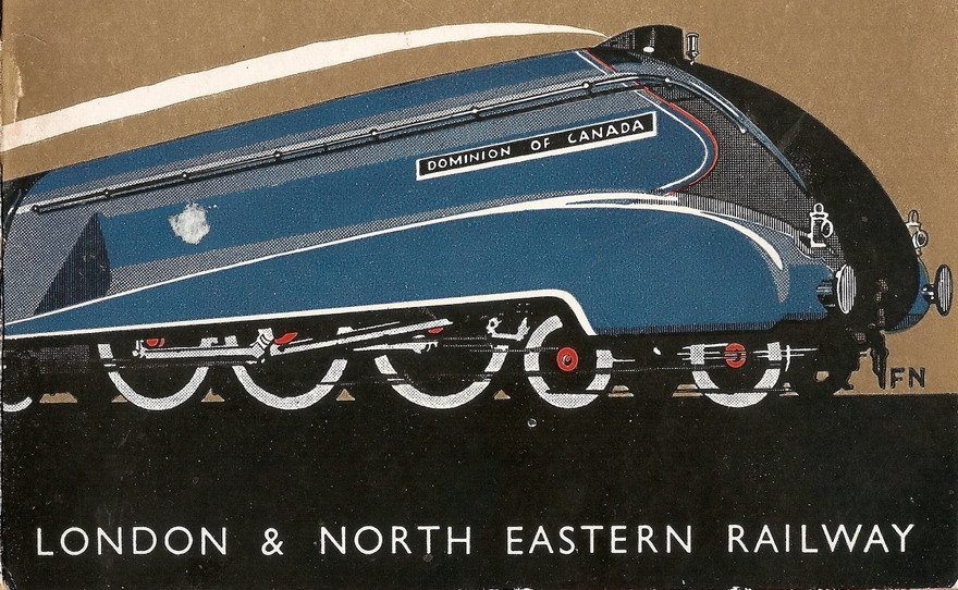 London & North Eastern Railway, 1930s