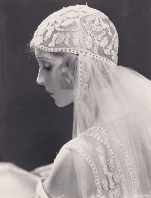 "Madge Bellamy in ""White Zombie"",1932"