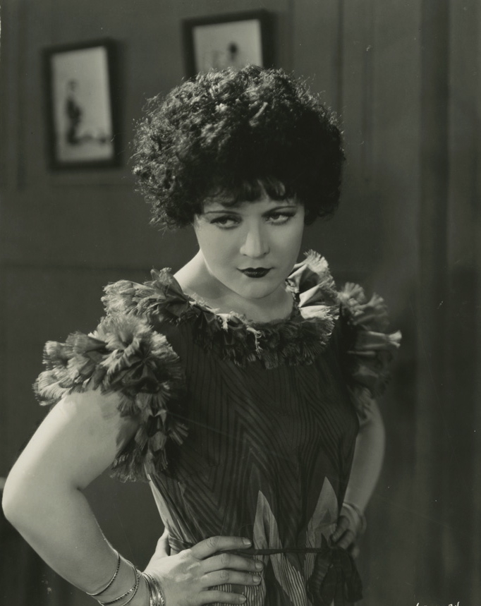 "Mary Prevost in ""Man Bait"""
