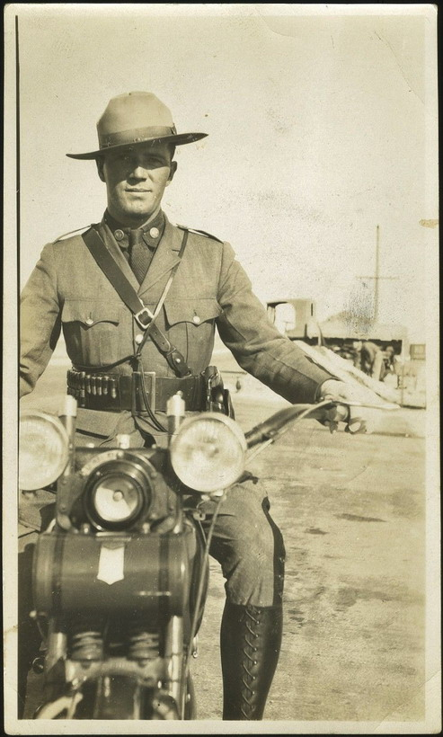 Vintage State Trooper, US