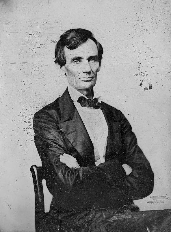 President Abraham Lincoln, assassinated 151 years agotoday