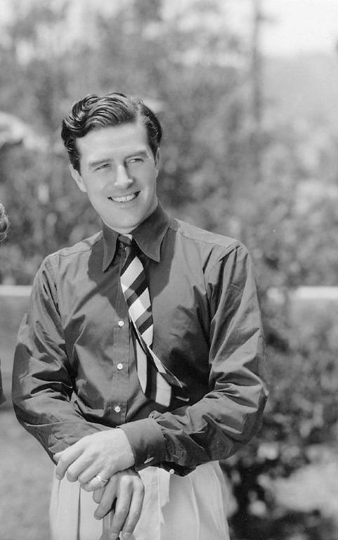 Ray Milland, 1936