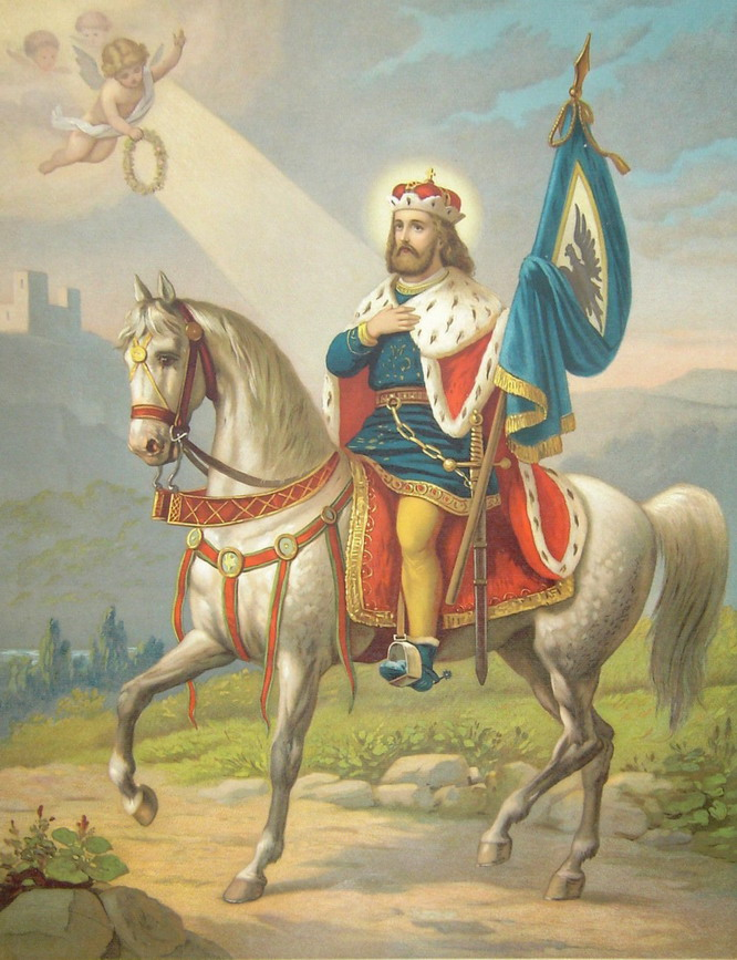 Saint Wenceslaus, Duke of Bohemia