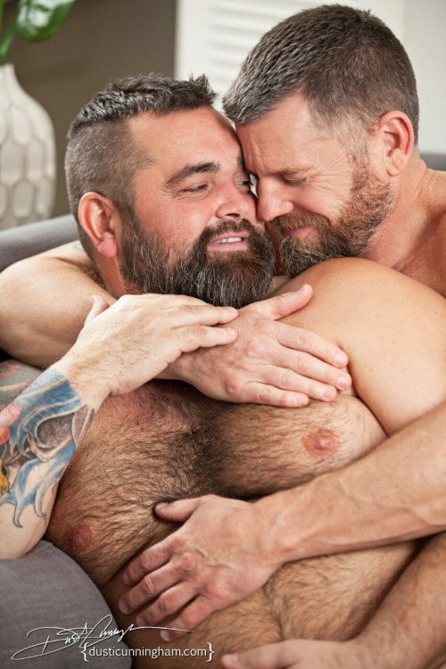 When bears snuggle