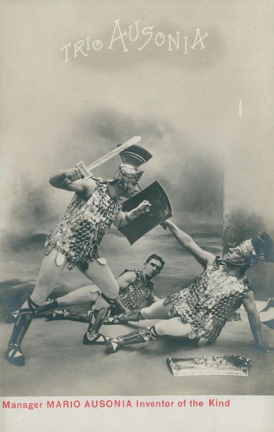 Trio Ausonia, Warriors