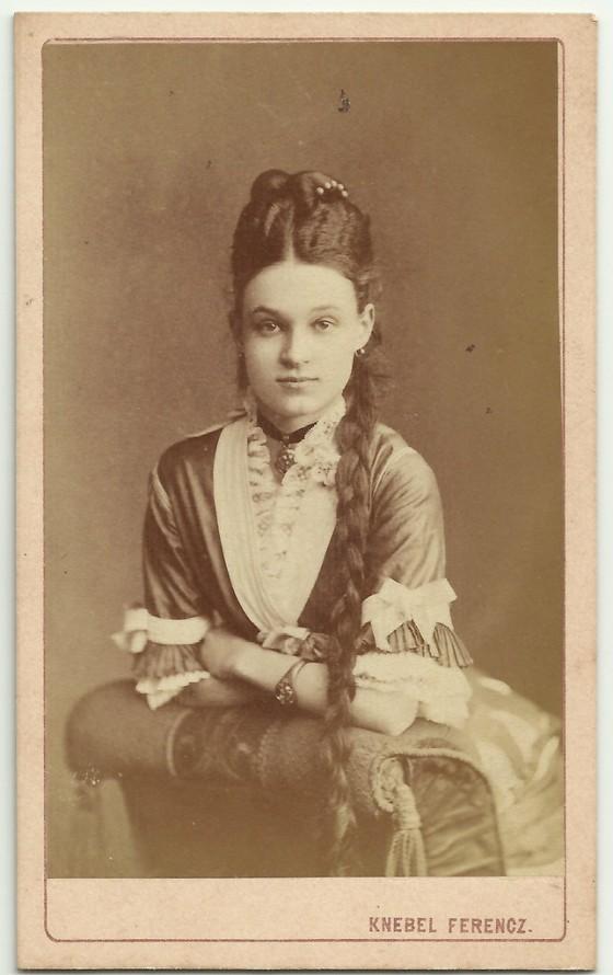 woman 1800s 3