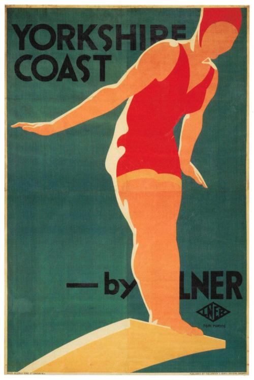 Yorkshire Coast, 1929