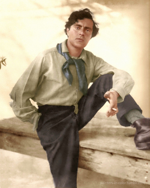 Amedeo Modigliani, Italian Sculptor andPainter