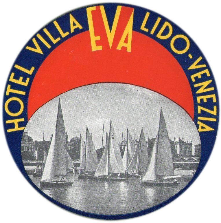 Hotel Villa Eva, Lido, Venezia(Venice)