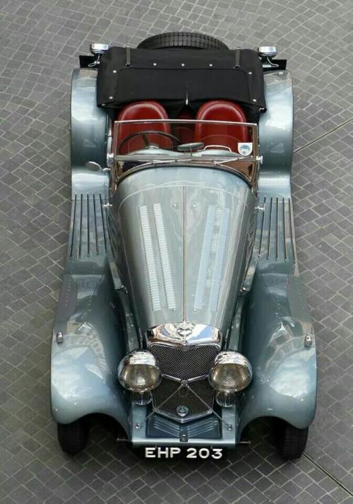 1930s Jaguar