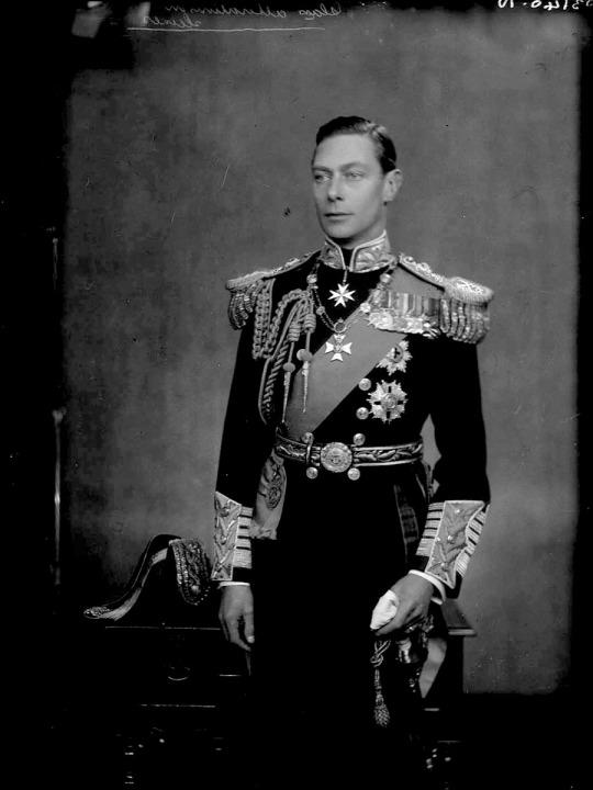 King George VI,UK