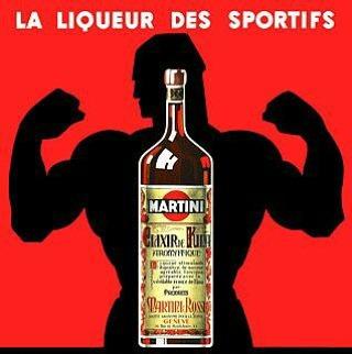 La liqueur dessportifs