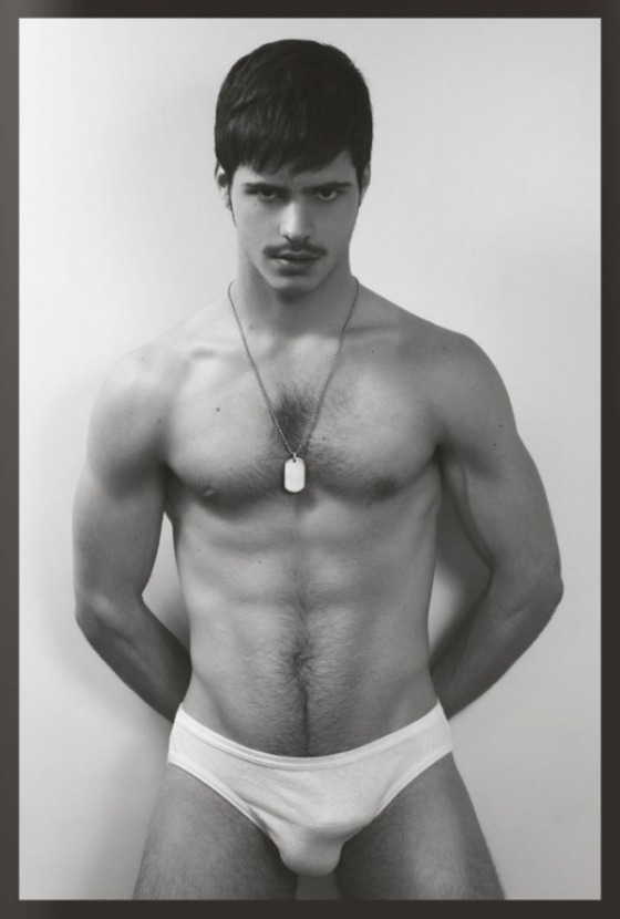 Matthieu Charneau, French Actor/Model - Gay Fun With Us