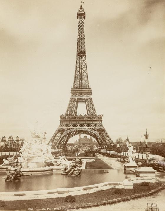 Eiffeltorni, Pariisin maailmannäyttely 1889